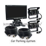 "Car Reverse Camera Kit (7"" TFT LCD Monitor + 2 Backup Cameras)"