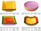 Melamine Fruit Tray/Plate (with various shapes/specification)