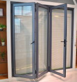 Sound Proof Aluminum Folding Doors for Patio Area