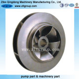 Stainless Steel Pump Impeller Made of Lost Wax Castings