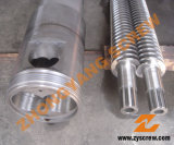 92/188 PVC Conical Twin Screw and Barrel