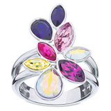 Fashionable 925 Silver Women Ring Rlx240s