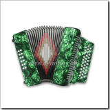 31 Button 12 Bass Button Accordion-Many Colors for Choice (B3112)