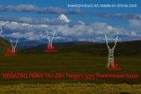 Megatro750kv 7A1-Zb1 Tangent Type Transmission Tower
