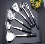 Stainless Steel Kitchenware Cooking Utensil Set (QW-HCF0878)