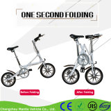 14 Inch Aluminum Alloy Mini Lightweight Folding Bicycle