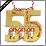 Carneval Club Metal Medal for Promotion Gift (BYH-10169)
