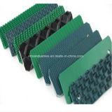 Green Light Duty Rubber Conveyor Belt