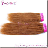 Fashionable European Natural Straight Remy Hair Extentions
