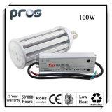 CRI80 100W LED Corn Light Luminaire for Roadway Lighting