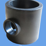 Butt Fusion Tee Reducer HDPE Pipe Fitting for Water Supply