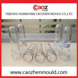 Different Neck Plastic Preform Mould in Experiment