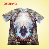 Custom Low Price Polyester Sublimation T-Shirt