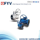 Dbb Trunnion Side Entry Ball Valve
