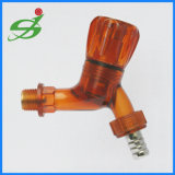1/2 Inch High Quality Plastic PVC Bibcock