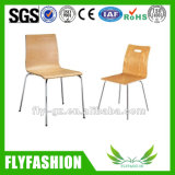 High Quality End Bentwood Cafeteria Dining Chair (CY-03)