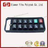 Rubber Manufacturing Custom Rubber Keypad