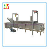 SSS-B208 Automatic Conveyor Frying Machine