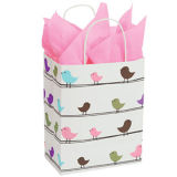 Medium Little Birdies Paper Shopping Bag