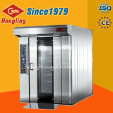 Baking Bered Machine 32-Tray Gas Rotary Rack Oven From Real Factory