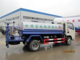 5000 To10000L Tank Volume Water Truck with Sprinkler Water Tank Truck