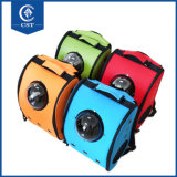 2017 Wholesale Easy Cat Dog′s Space Capsule Shaped Breathable Pet Travel Bag