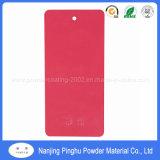 Waterproof Red Semi Gloss Powder Coating