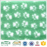 Paw Print Fleece Fabric