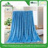 Knurling Flannel Fleece Blanket Polyester Blanket
