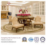 Hotel Furniture with for Dining Room with Delicate Chair (CY12-28)
