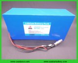 Long Cycle Life 36V 20ah Rechargeable LiFePO4 Battery Pack with Ce Approved