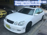 Used Car Secondhand Car of Japanese Car Lexus GS 1998 Automatic-Transmission 3.0L