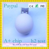 Paypal Payment Tennis Shape USB Flash Drive (GC-T011)