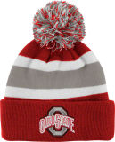 2016 Knit Cuffed Beanie and Scarf Matched Set