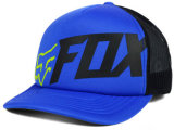 Fox Print Logo Sports Team Sponge Front Snapback Trucker Cap