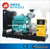 Low Fuel Consumption 320kw Diesel Generator Powered by Cummins