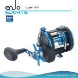 Angler Select Jupiter 3+1 Bearing Sea Fishing Trolling Boat Reel Fishing Tackle Reel (Jupiter 040)