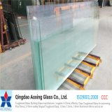 Toughened/Tempered Clear Glass for Building/Stair Glass with Ce
