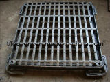 Square Frame with Square Flat Gratings-Heavy Duty