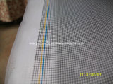 Flame Retardent Fiberglass Insect Screen Net for Door or Window, 18X16, 120G/M2, Grey or Black