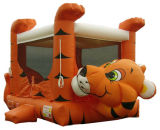Inflatable Tiger Belly Bouncer (CB-1008)