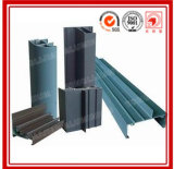 Ral Colored Casement Door Aluminum Profiles for Chile