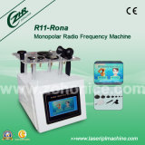 RF Monopolar Skin Lifting Beauty Equipment with CE Certification