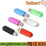 Logo Brand Plastic 16GB USB 2.0 Memory Stick for Promotion