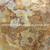 Wholesale Cheap Honey Onyx Stone Marble Floor Tile
