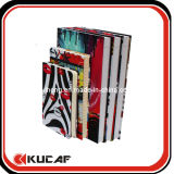 Office Items Fabric Bound Notebooks