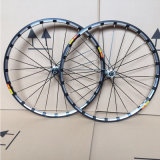 MTB Me 26er 27.5er 29er Six Holes Disc Brake Wheel Cr 24h 11 Speed Support Alloy Rim Wheelset