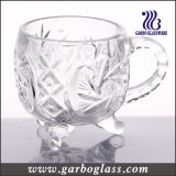 4oz Tea Drinking Glass Mug with 3-Foot (GB091804TY)