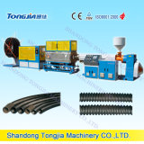 PE Carbon Fiber Screw Pipe Extrusion Line