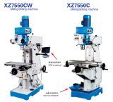 Drilling and Milling Machine (Zx7550, Zx7550c, Zx7550W, Zx7550cw)